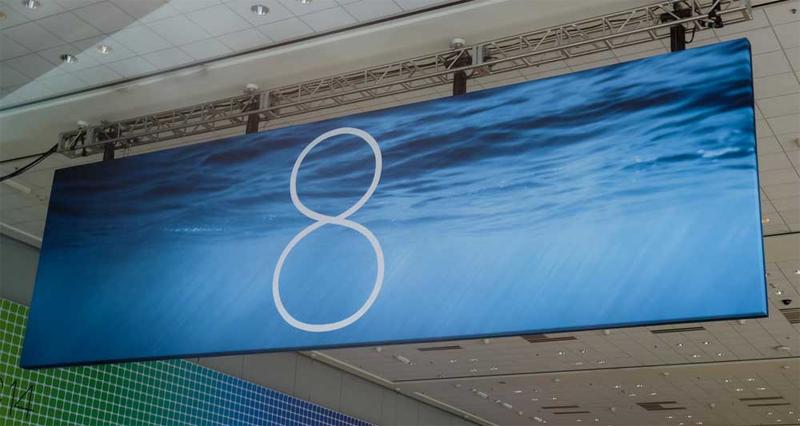 Apple iOS 8 Features Technology Madison