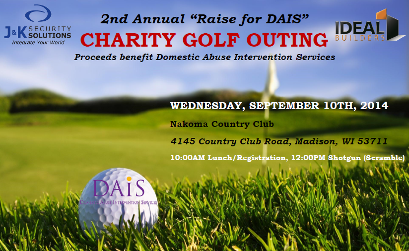 Raise-for-DAIS-Golf Outing